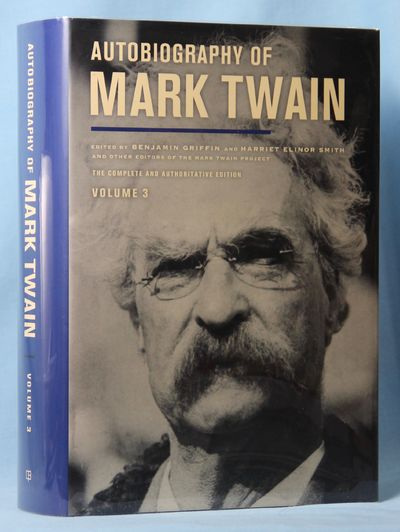 Image for Autobiography of Mark Twain, Volume 3