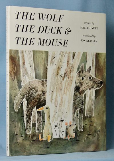 Image for The Wolf, the Duck, and the Mouse (Signed X2)