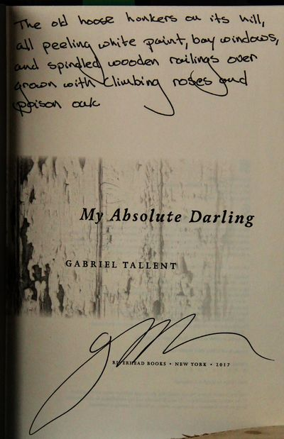 Image for My Absolute Darling (Signed, Lined)