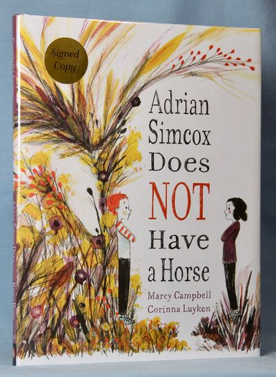 Image for Adrian Simcox Does NOT Have a Horse (Signed)