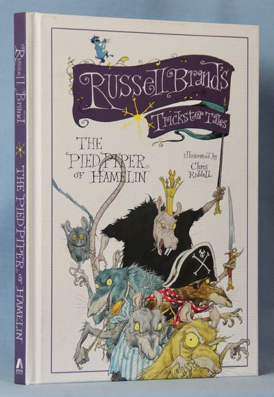 Image for The Pied Piper of Hamelin: Russell Brand's Trickster Tales