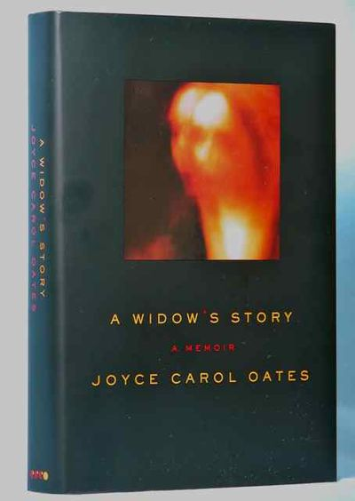 Image for A Widow's Story: A Memoir (Signed)