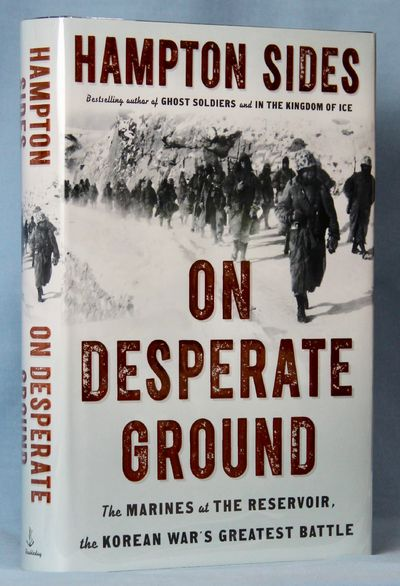 Image for On Desperate Ground: The Marines at The Reservoir, the Korean War's Greatest Battle (Signed)