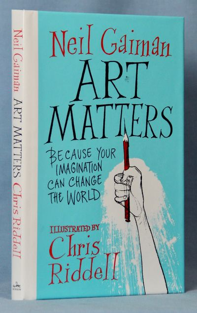 Image for Art Matters: Because Your Imagination Can Change the World (Signed)