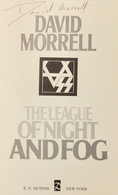 Image for The League of Night and Fog (Signed)