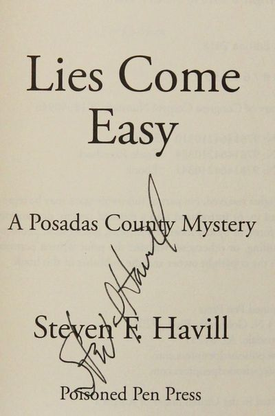 Image for Lies Come Easy (Signed)