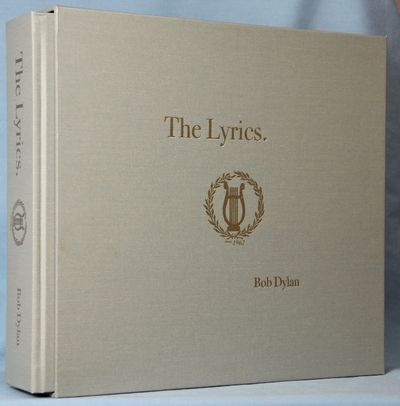 Image for The Lyrics Since 1962 (Limited Edition, Slipcased)