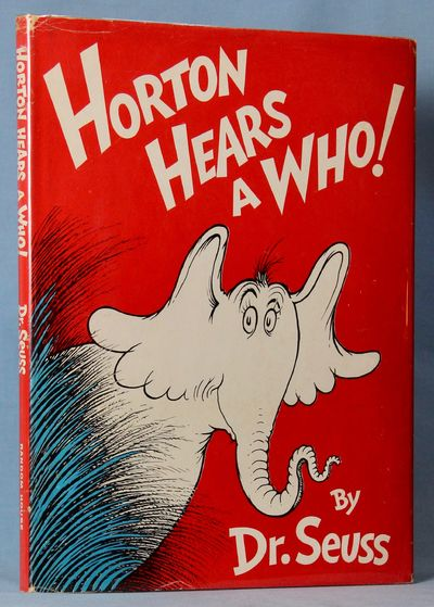 Image for Horton Hears A Who! (First Edition, First Issue)