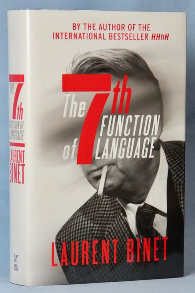 Image for The Seventh Function of Language (Signed,Limited)