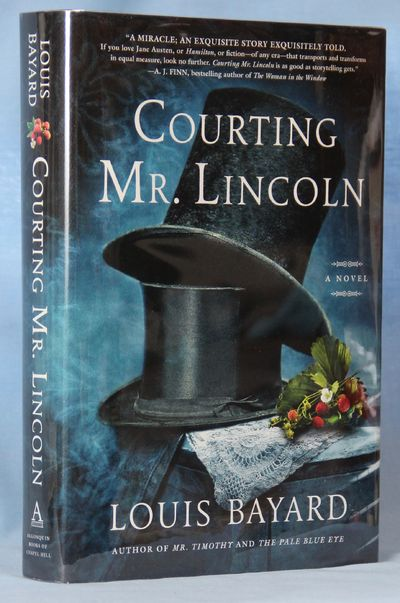 Image for Courting Mr. Lincoln (Signed)