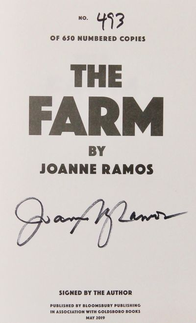 Image for The Farm (Signed, Limited)