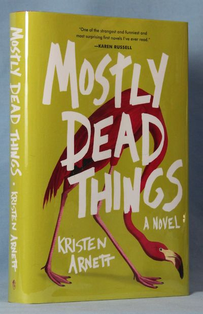 Image for Mostly Dead Things (Signed, Slipcased)