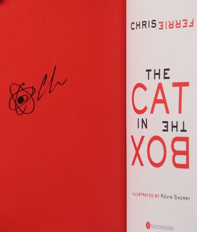 Image for The Cat in the Box (Signed)