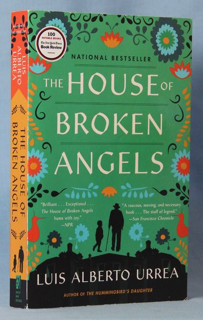 Image for The House of Broken Angels (Signed)