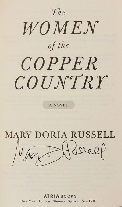 Image for The Women of the Copper Country (Signed)