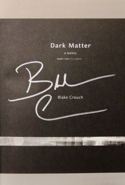 Image for Dark Matter (Signed)