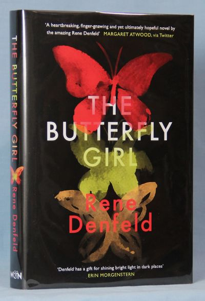 Image for The Butterfly Girl (Signed, Limited)
