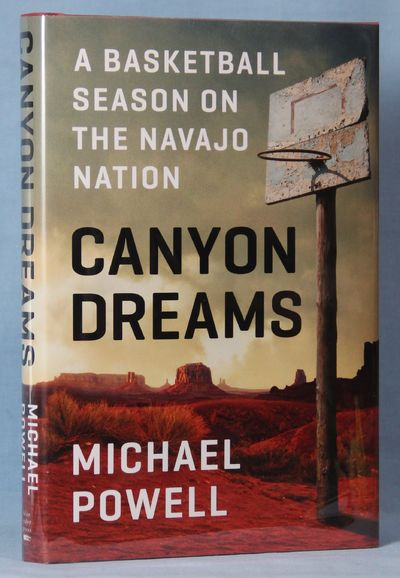 Image for Canyon Dreams: A Basketball Season on the Navajo Nation (Signed)