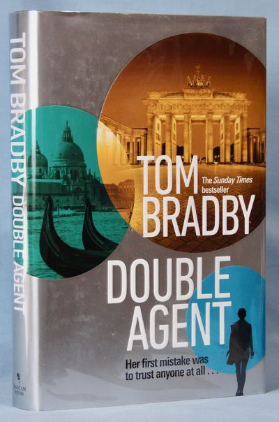 Image for Double Agent (Signed, Lined)
