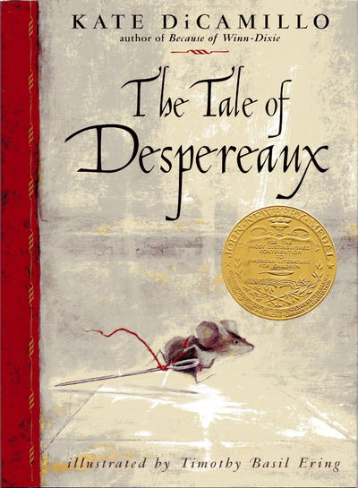 Image for The Tale of Despereaux: Being the Story of a Mouse, a Princess, Some Soup, and a Spool of Thread (Tale of Despereaux)