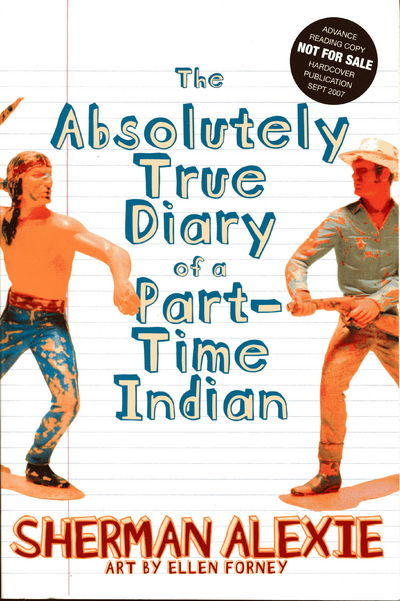 Image for The Absolutely True Diary of a Part-Time Indian