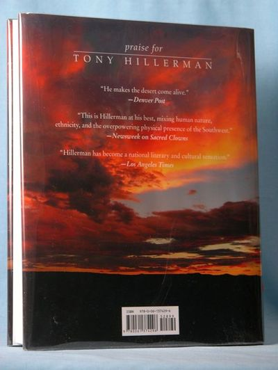 Image for Tony Hillerman's Landscape: On the Road with Chee and Leaphorn (Signed)