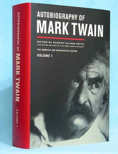 Image for Autobiography of Mark Twain, Volume 1