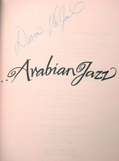 Image for Arabian Jazz