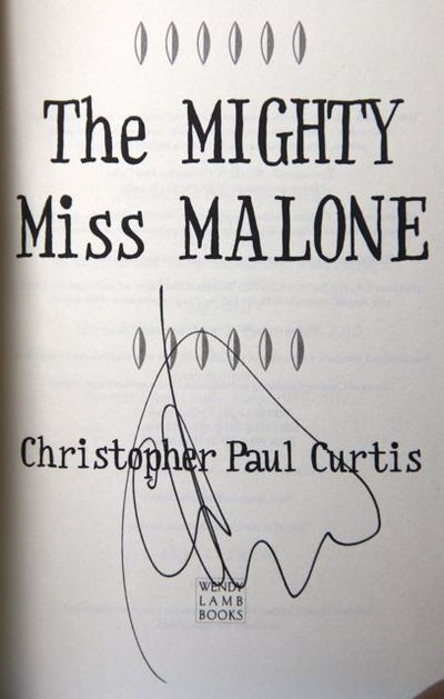 Image for The Mighty Miss Malone