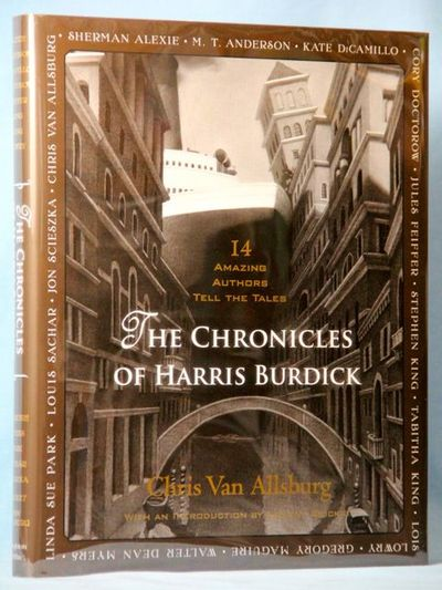 Image for The Chronicles of Harris Burdick: Fourteen Amazing Authors Tell the Tales / With an Introduction by Lemony Snicket