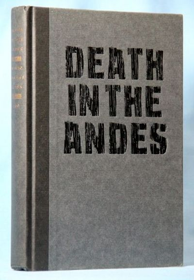 Image for Death in the Andes