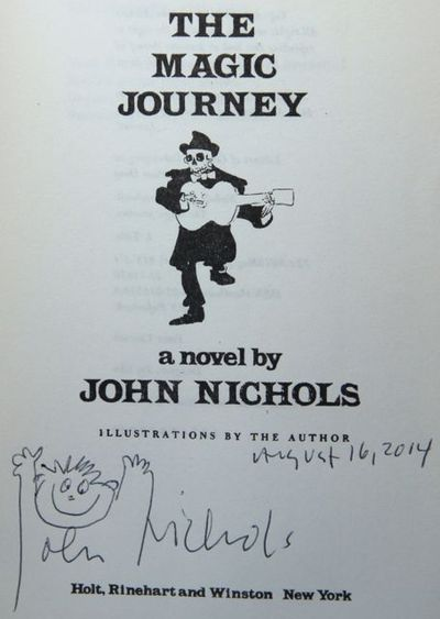 Image for The Magic Journey: A Novel (Signed)