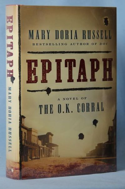Image for Epitaph: A Novel of the O.K. Corral (Signed/Dated)