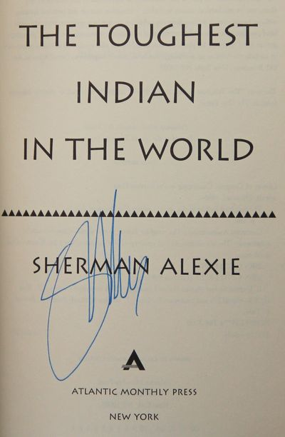 Image for The Toughest Indian in the World (Signed)