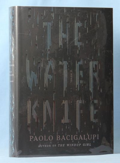 Image for The Water Knife (Signed)