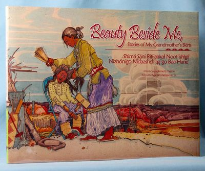 Image for Beauty Beside Me: Stories of My Grandmother's Skirts