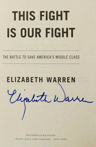 Image for This Fight Is Our The Battle to Save America s Middle Class (Signed)